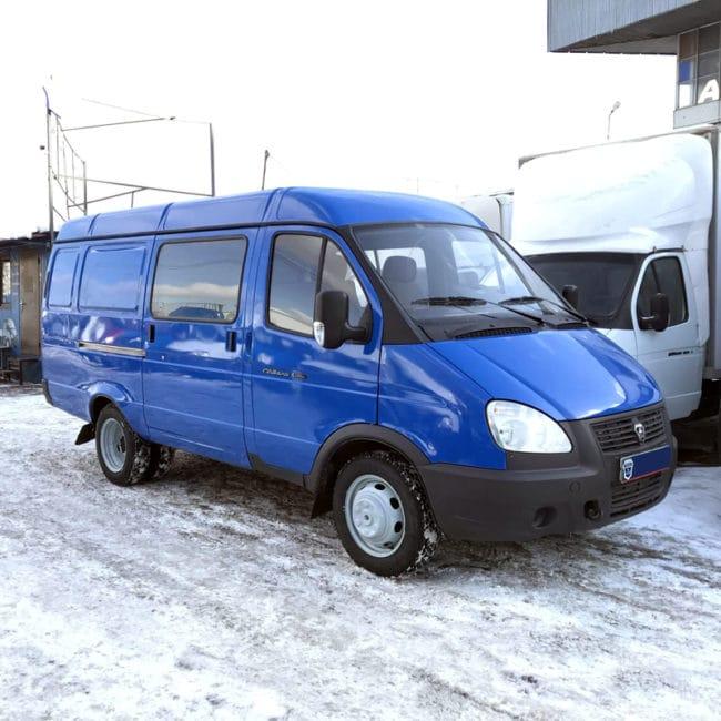 Аренда микроавтобуса ГАЗ 27057 в Самаре, 600 р./ч. (с НДС и ГСМ)